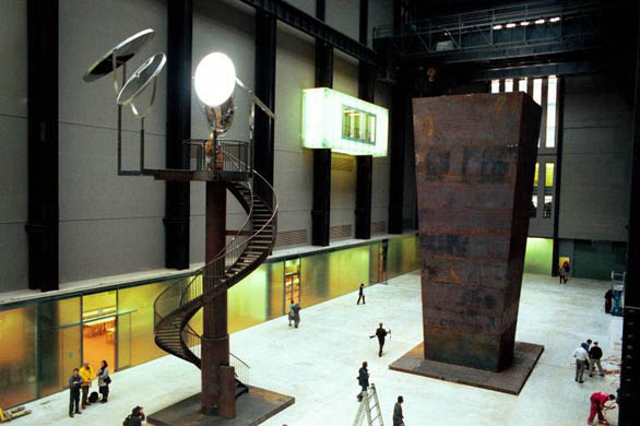 Turbine Hall Commissions At Tate Modern Art And Design