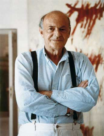 Artista Cy Twombly