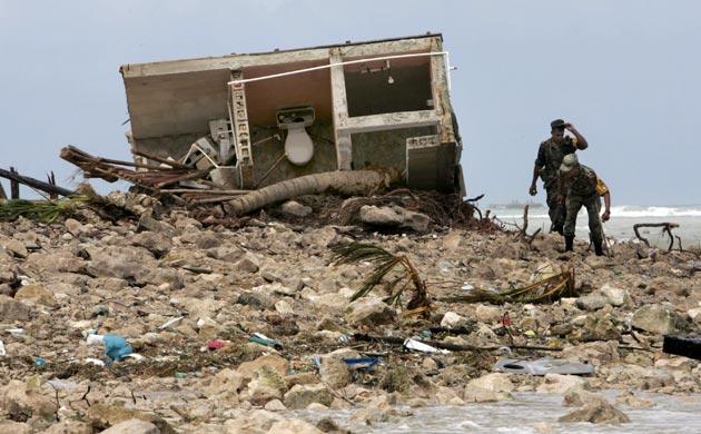 environmental effects of war