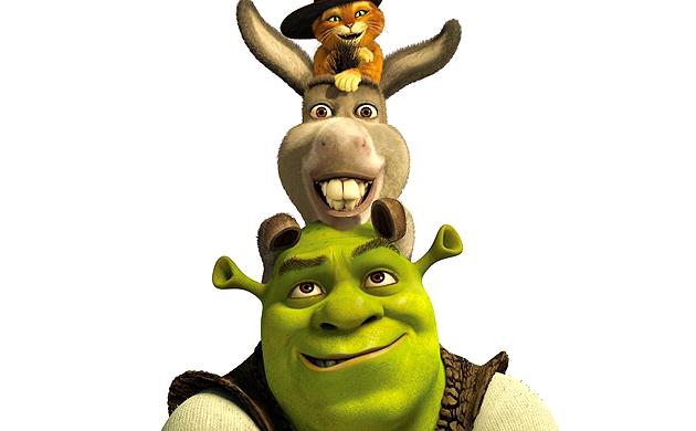 Donkey From Shrek And Fiona