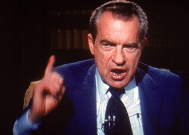 richard nixon checkers speech essay Richard nixon checkers speech on september 23, 1952 richard milhous nixon sat down to address the largest television audience ever amassed by a politician this was no.