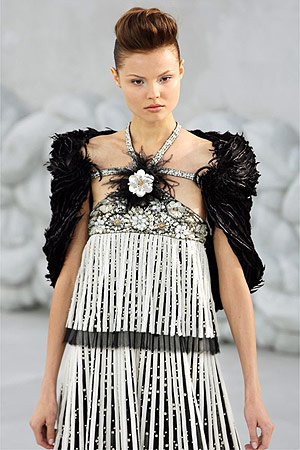 In pictures: Chanel haute couture |