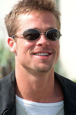 You're simply the vest Brad Pitt