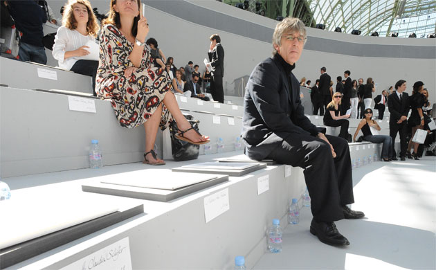 Chanel Fashion Show Go To The Chanel Haute Couture Shows ...