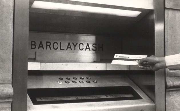 40 Years Of The Cash Machine Money The Guardian
