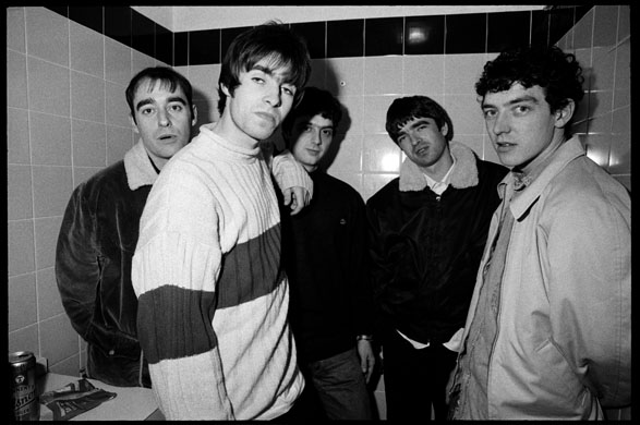A year on the road with Oasis  Oasis Band Live