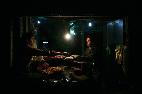 kabul city centre. a city centre restaurant