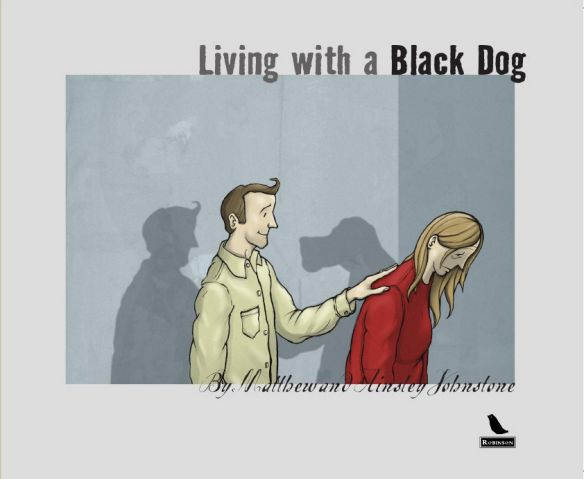 Living With A Black Dog His Name Is Depression