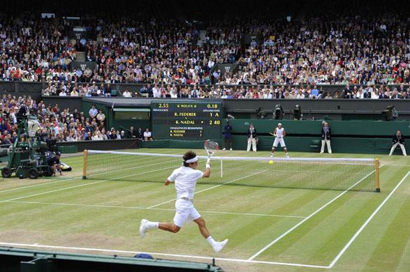wimbldon tennis