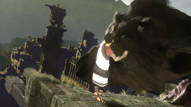 The Last Guardian Site Is Up
