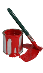 paint pot - paint runner promo - guardianoffers.co.uk