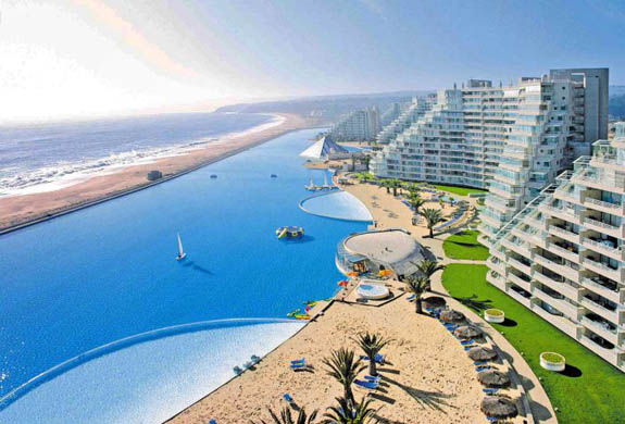 San Alfonso Del Mar Resort In Algarrobo Chile Travel The Guardian