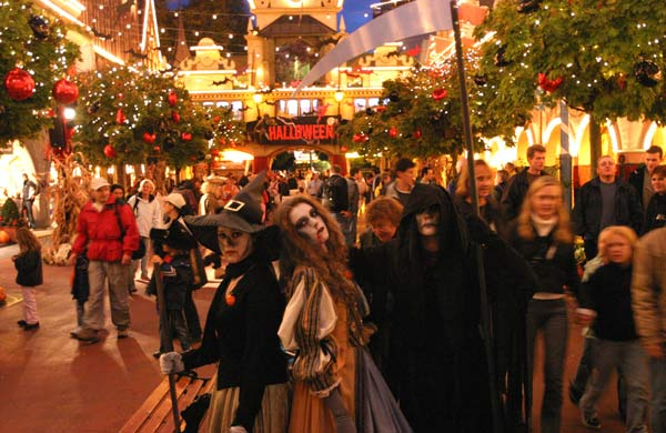 halloween 2008 paris