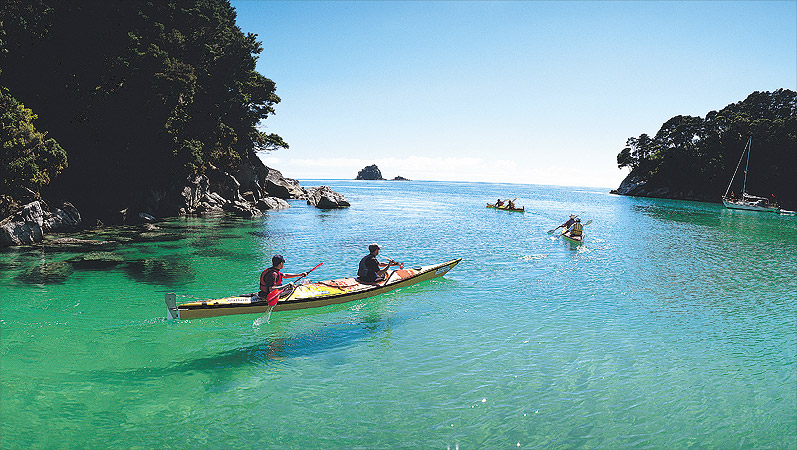 Golden Bay New Zealand  city pictures gallery : ... from Abel Tasman national park, New Zealand | Travel | The Guardian