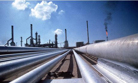 energy industri