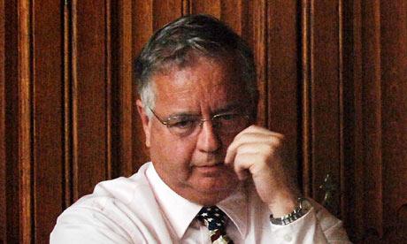 Former Tory whip David Wilshire