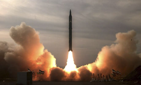 Iranian Missiles