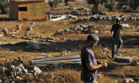 ramallah settlers 2009