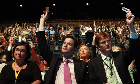 Liberal Democrat conference 2008