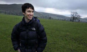 Rory Stewart, Conservative candidate for Penrith and the Border