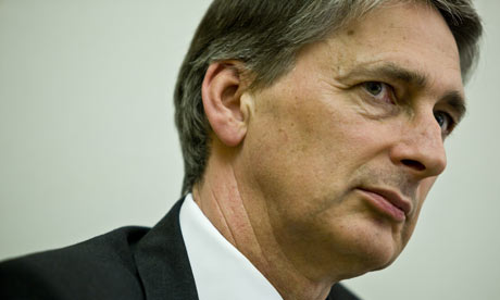 Phillip Hammond, shadow chief secretary to the treasury