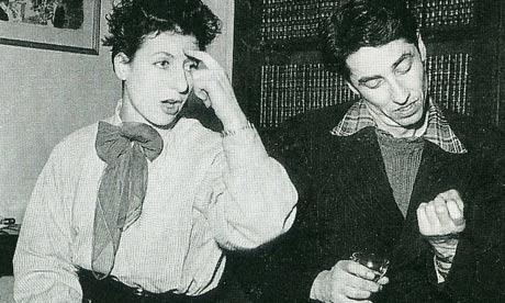 Susan Einzig and John Minton