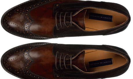 Clothes stores Brogues shoes women