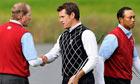 Lee Westwood, Steve Stricker, Tiger Woods