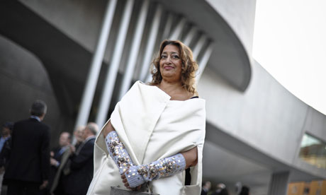 Zaha Hadid 39 S Maxxi Was The Right Choice For The Stirling