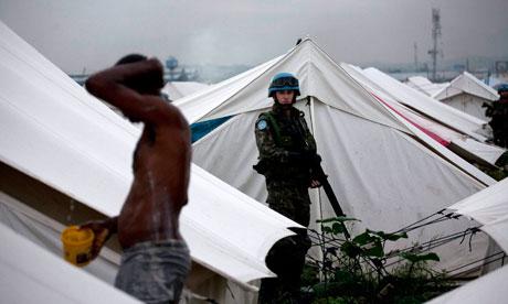 UN in Haiti