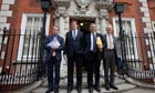 Laws, Alexander, Huhne and Stunnell