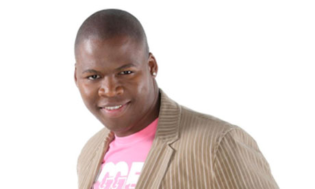 Lloyd Cele South African Idols