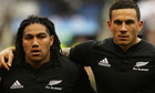 Ma'a Nonu, Sonny Bill Williams
