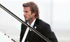Soccer - England 2018 Bid Delegates Depart for Zurich - Heathrow Airport