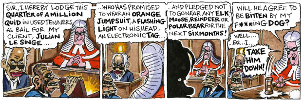Image result for Steve bell john the Monkey