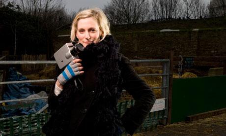 Award-winning film-maker Pinny Grylls