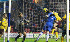 Sébastien Squillaci shoots Arsenal in foot as Wigan hold Wenger's men