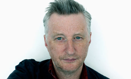 Billy Bragg, singer and songwriter for Saturday Pages.