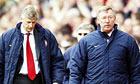 Alex Ferguson, Arsene wenger