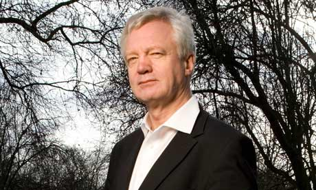 Conservative MP David Davis