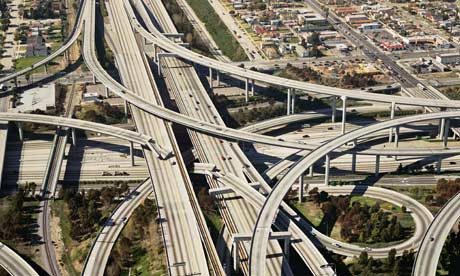 Untitled (Freeway Crash), 2002 by Florian Maier-Aichen