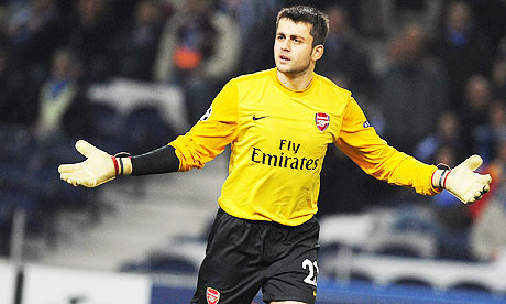 Bellamys furious bust up with Mancini & the bashing of Arsenal keeper Fabianski continues