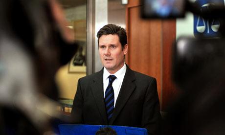 Keir Starmer, director of public prosecution