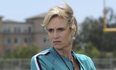 jane lynch glee. Jane Lynch in Glee