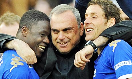 All the credit Grant never received for taking Chelsea to their first European Cup final in 2008 must be heaped upon him now   Dominic Fifield