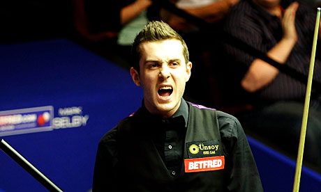 mark selby. Mark Selby Mark Selby of