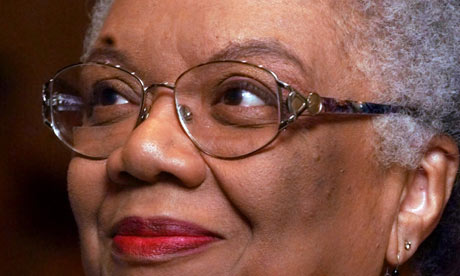 Lucille Clifton in 2000