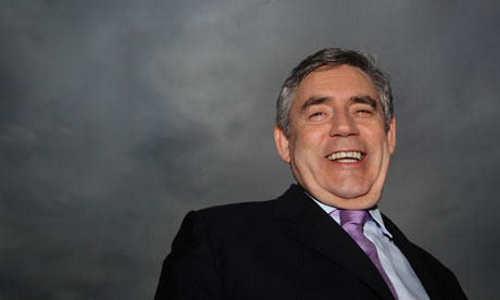 Gordon Brown on his 2010 General Election campaign