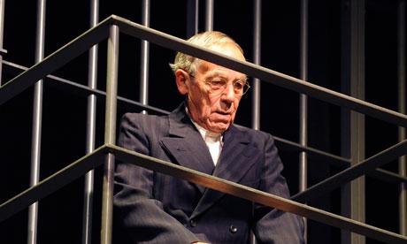 Geoffrey Hutchings in The Shawshank Redemption in 2009.