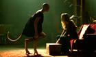 splice Delphine Chaneac as Dren and Sarah Polley as Elsa